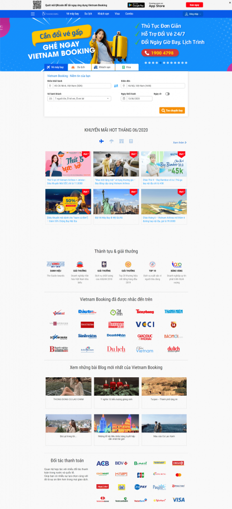 Lam-website-vietnambooking