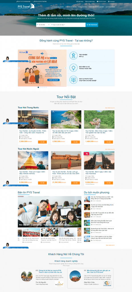 Tao-website-pystravel