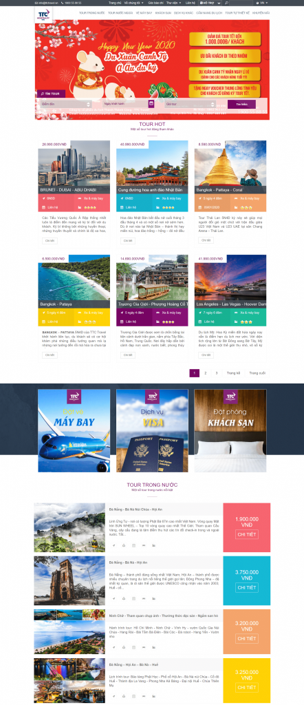 Tao-website-ttctravel